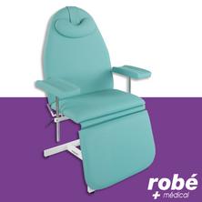 Faites appel à Robe Matériel Médical pour l'achat de votre fauteuil de prélèvement