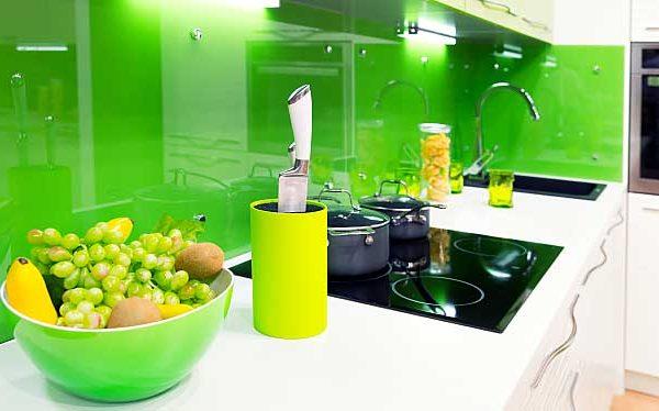 Crédence verre sur mesure… Glass Lab Paris